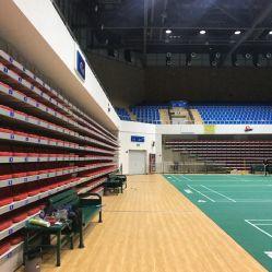 城阳体育馆羽毛球馆图片