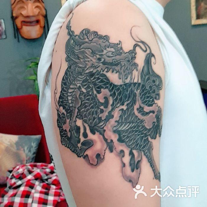 江阴市新桥镇魅痕刺青纹身工作室动物图片-北京纹身