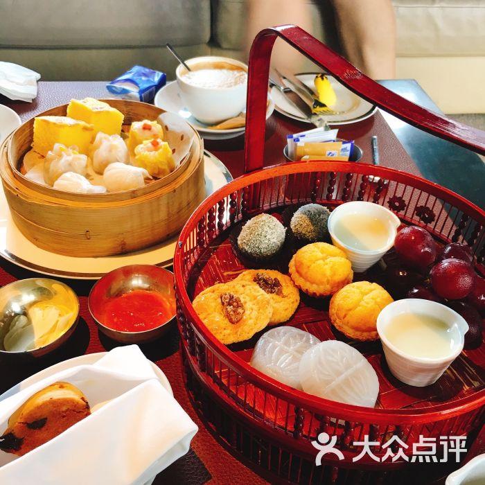 中式下午茶图片