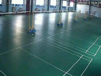 迁西羽胜球馆