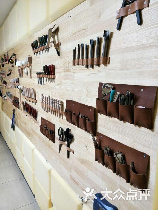 嗨皮匠手工皮具工作室的点评