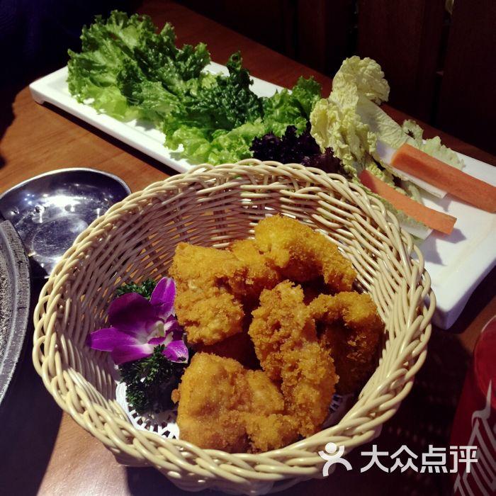 风景菜韩国烤肉名家(静安寺店)图片 - 第1张