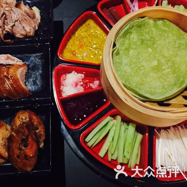 北京羲和雅苑烤鸭坊(柏威年店)的点评