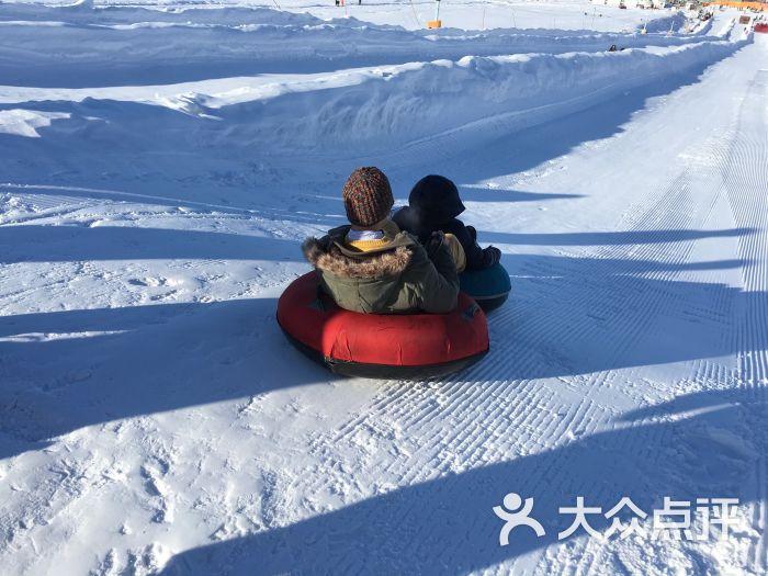 丝绸之路国际滑雪场-图片-乌鲁木齐县周边游-大众点评