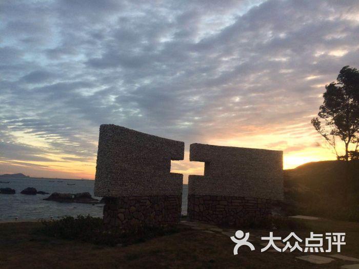 金石滩心悦岛文化休闲公园据说是个十字架图片 - 第8张