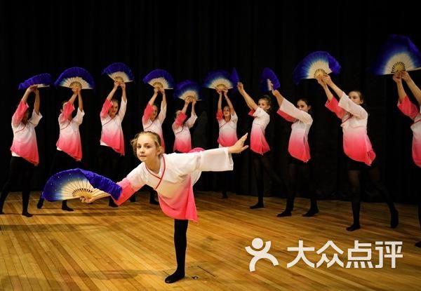 中国舞表演图片