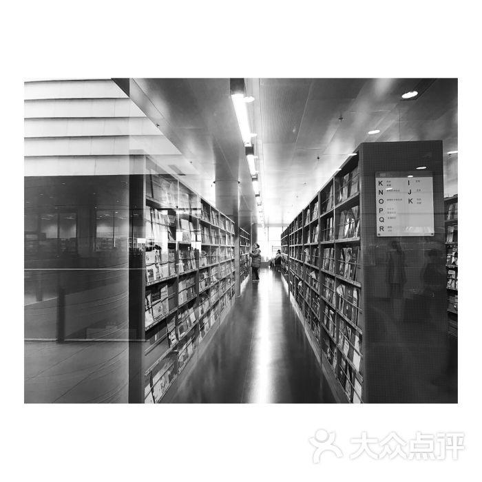 宝安图书馆新馆-图片-深圳休闲娱乐