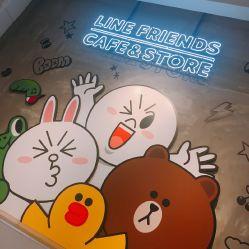 LINE FRIENDS的图片