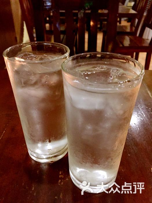 冰水冲咖啡_冰水