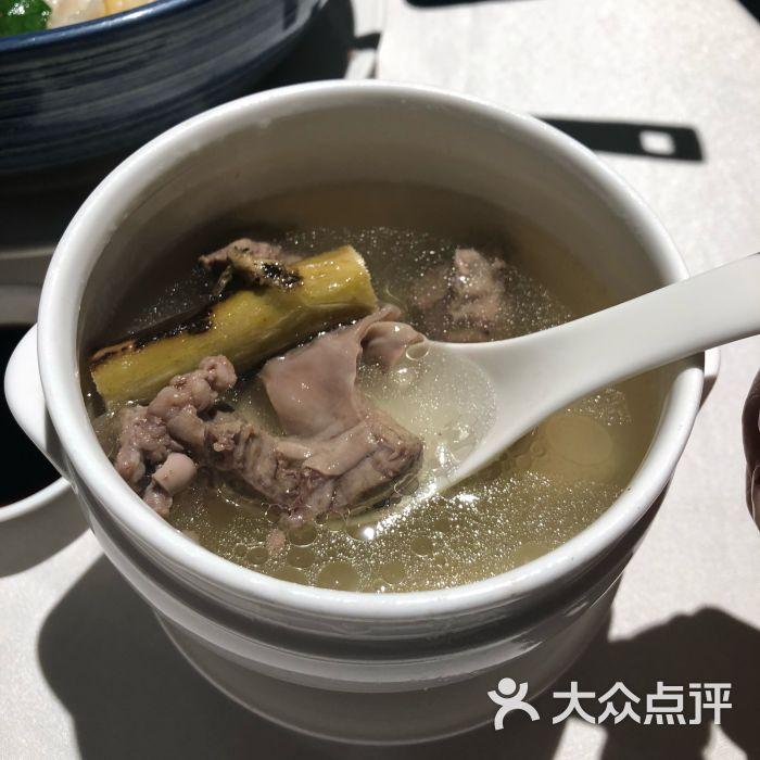 黑明餐厅黑刺苋炖土猪肉汤图片 - 第2张图片