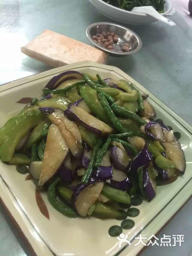铁炉农家菜馆 炒三鲜图片 河源美食