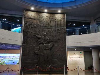 唐山抗震纪念馆-领票处