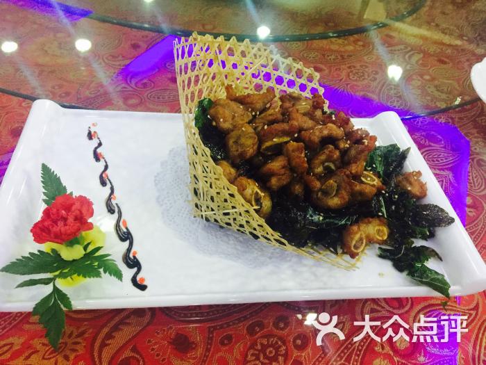 绫罗岛仙景饭店--菜图片-沈阳美食-大众点评网