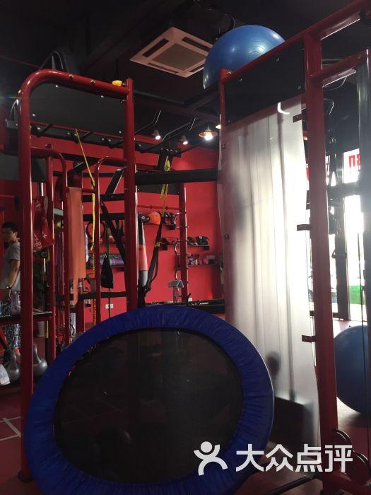 趣享100+健身工作室(周浦万达二店)-图片-上海