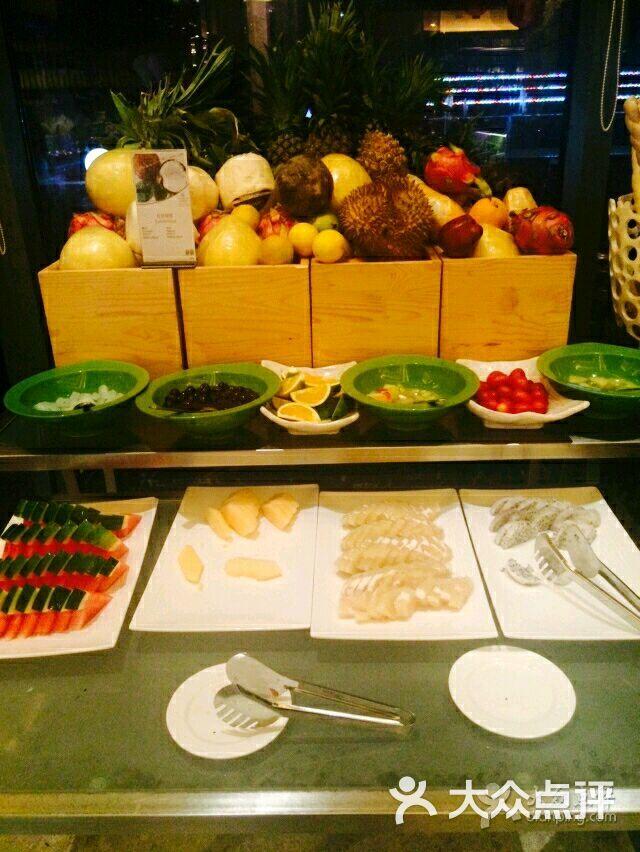 万达嘉华酒店万圣节自助晚餐(温泉)-图片-常州美食