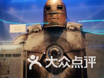 """""""鐵甲奇俠飛行之旅"""" - 由友邦呈獻"""