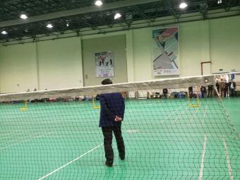 高港区全民健身中心足球场