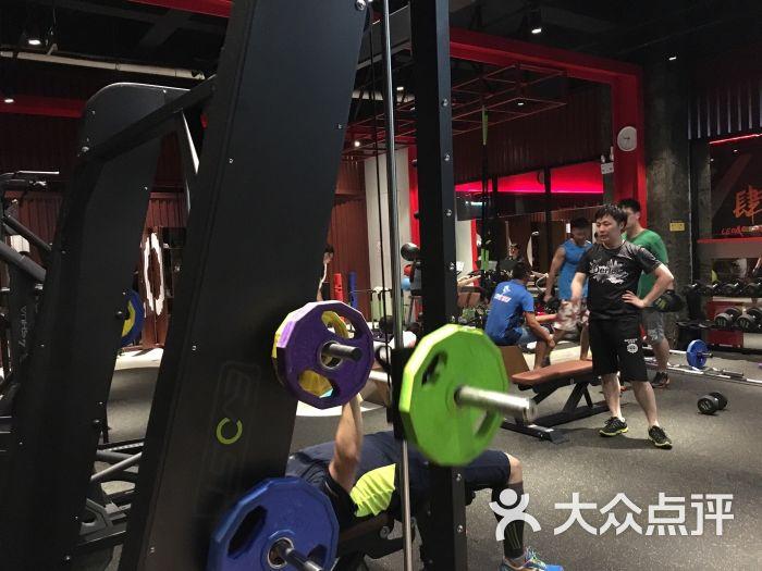 乐刻运动健身(颐高店)-图片-杭州运动健身