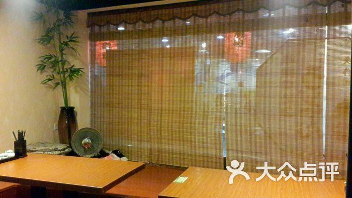 矢作川日本料理(巴黎春天天山店)榻榻米包间图片 - 第4张