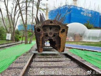 中国中车兰州机车有限公司柴油机厂区