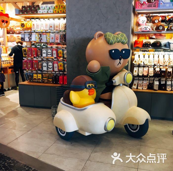 line friends cafe(海岸城店)-图片-深圳美食-大众