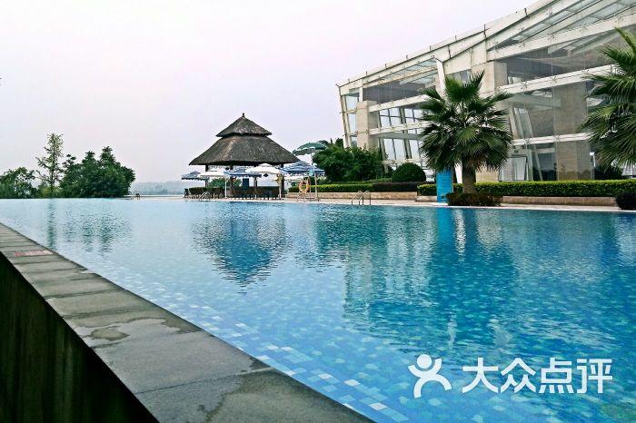 黑龙滩长岛天堂洲际酒店-室内游泳池图片-仁寿县酒店