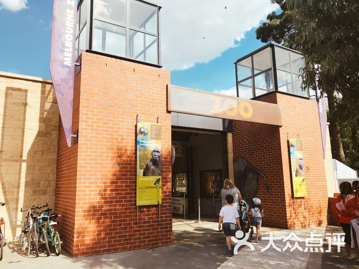 墨尔本动物园门面图片 - 第1张