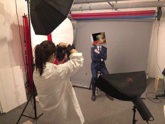 红白蓝照相馆