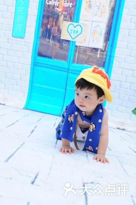 萌摄影创意儿童写真