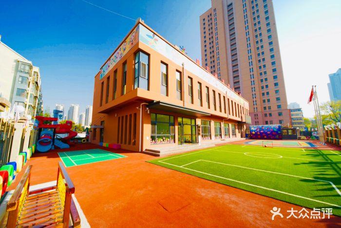 星五洲体育幼儿园教学楼图片 - 第21张