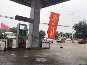 中国石化加油站(诺贝尔西北)