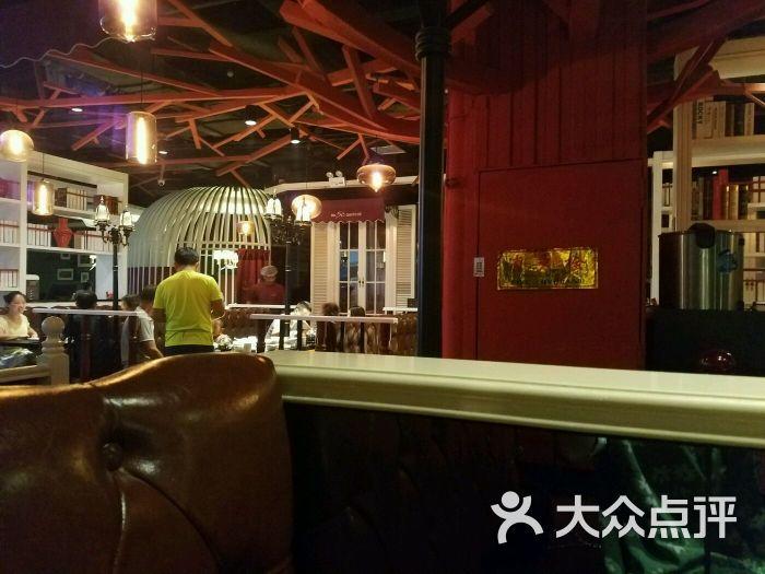 高第街56号港式餐厅(银座和谐广场店)大厅图片 - 第1张图片