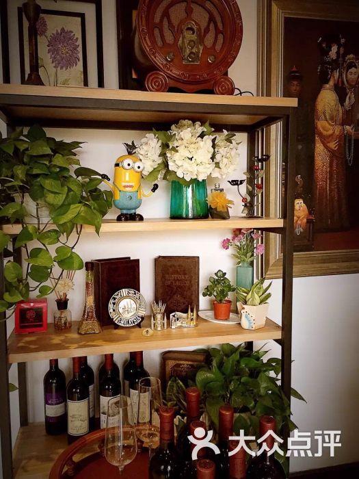初墨-别墅花园私房餐厅图片 - 第15张