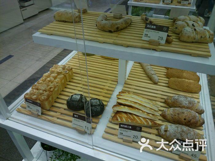 n+自然烘焙(巴黎春天淮海店)-各式面包图片-上海美