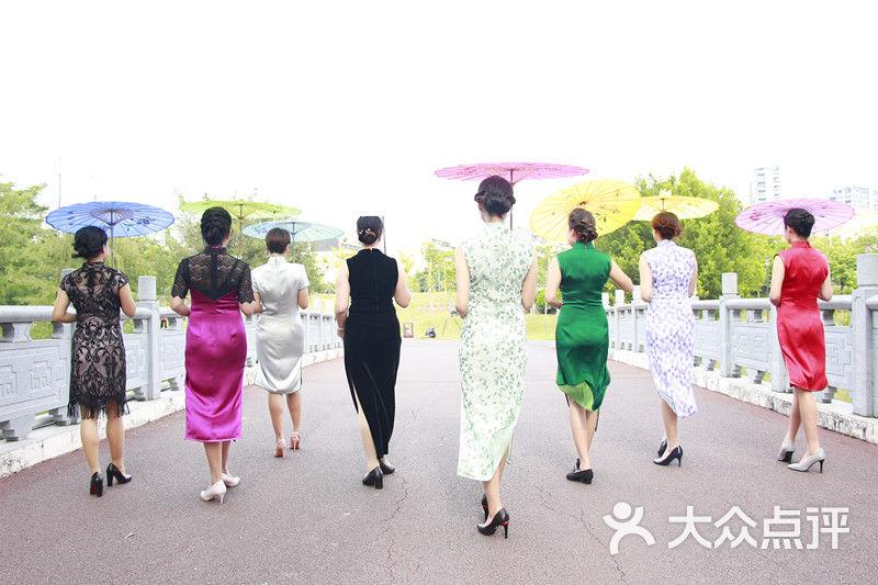 旗袍礼仪-走姿