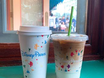 星巴克(Disneyland)