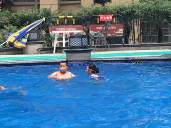 新繁美林国际游泳池