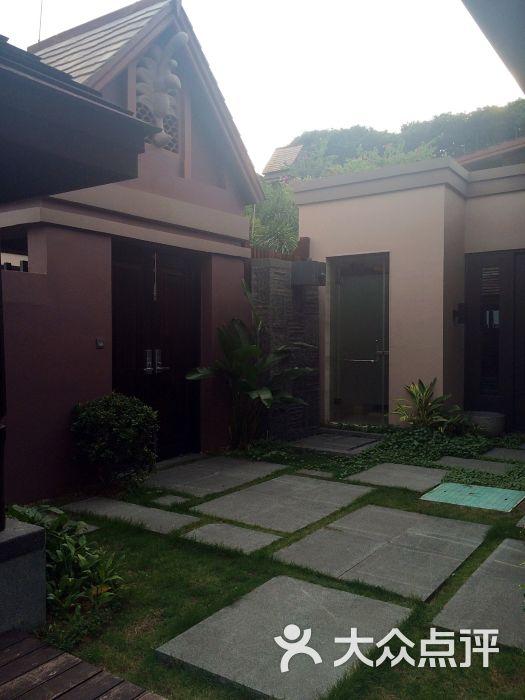 从化都喜泰丽温泉度假酒店-别墅花园图片-广州酒店