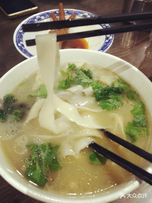 萧记街店烩面美食城(兴华南三鲜)酷逗加盟蜜美食饮站图片