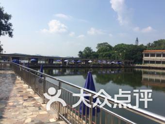 西丽湖度假村钓鱼中心