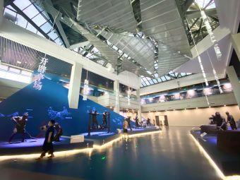 中国海盐博物馆停车场