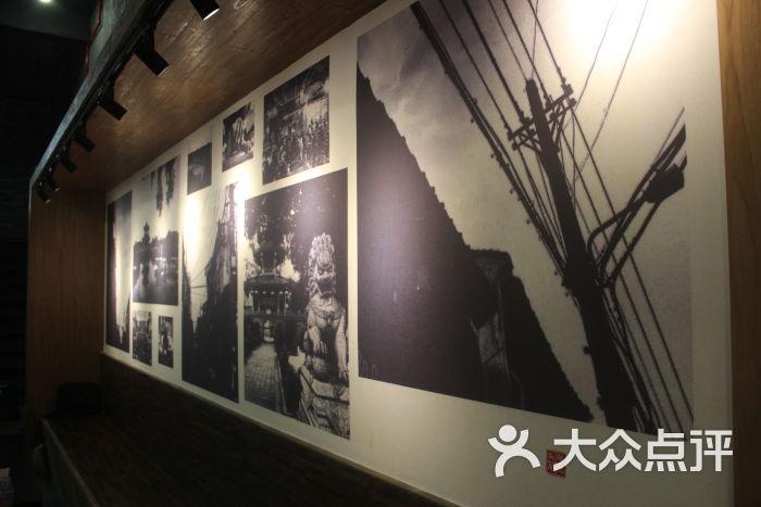 餐厅形象墙
