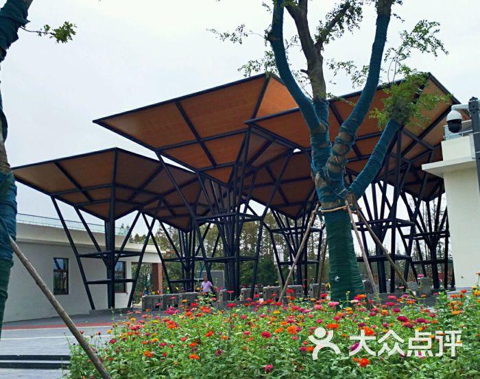 长兴岛郊野公园大门图片 - 第3595张