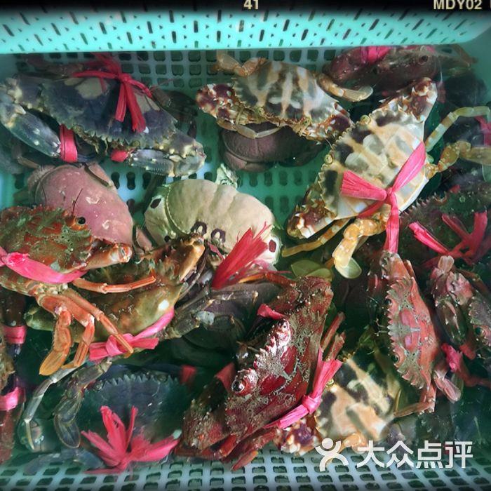 外伶仃岛海鲜街超大鬼虾/虎虾图片-北京水果生鲜-大众