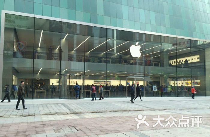applestore店_apple store 苹果零售店(中街大悦城店)的点评