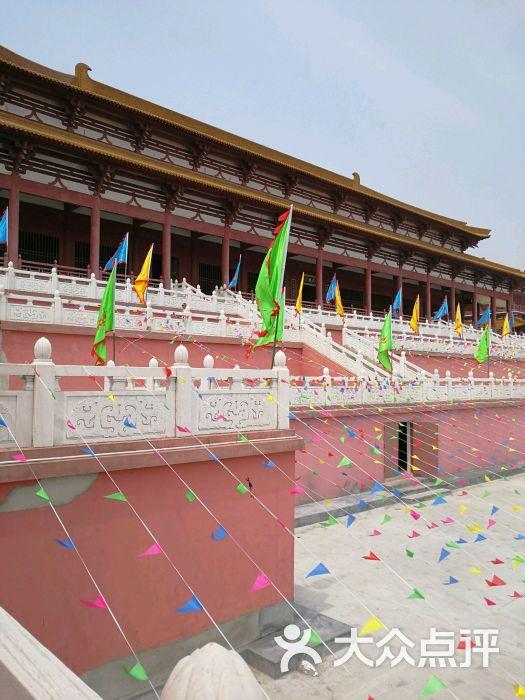 滁州长城梦世界影视城唐朝宫殿图片 - 第70张