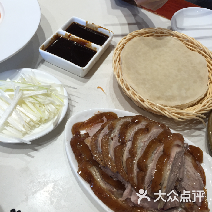 郑州大厦图片(人民路店)-烤鸭-郑州美食-大众点美食中石化总店图片