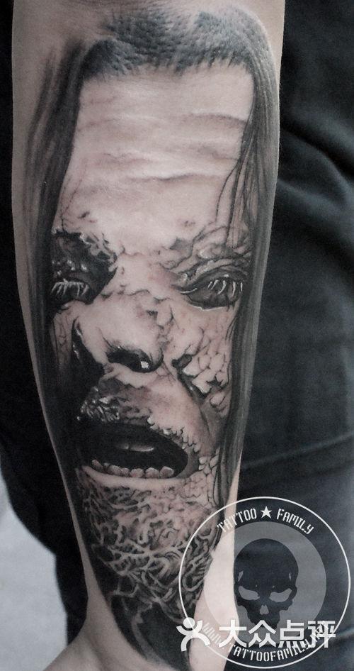 上海tattoofamily纹身作品