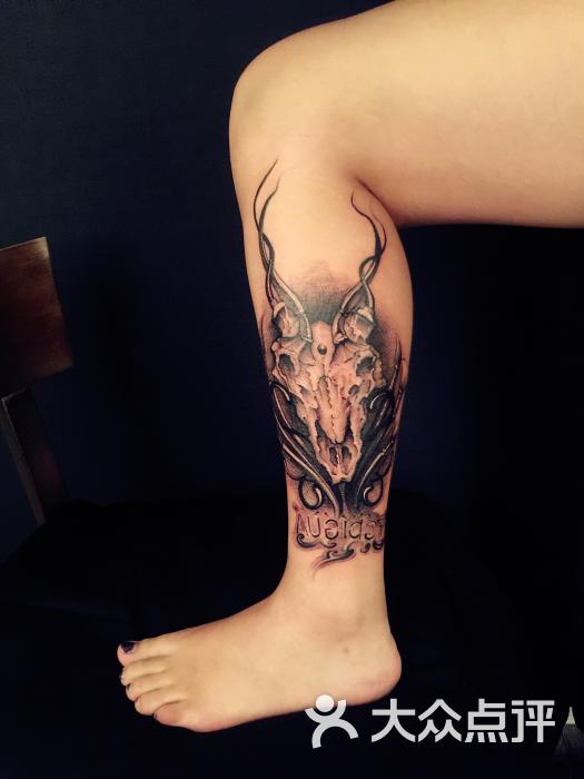 tattoo御刺青纹身店(虹桥店)图片 - 第4张
