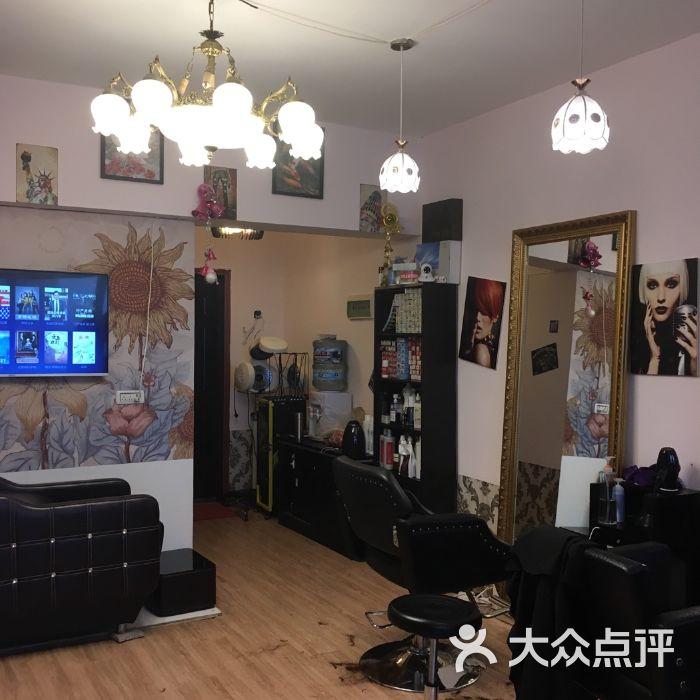 发本色日式沙龙潮店图片-北京美发-大众点评网图片